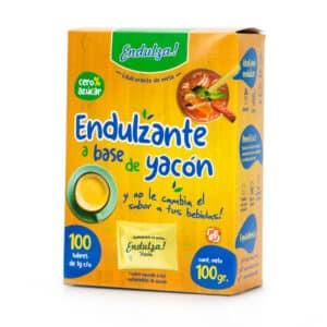 Endulza - Producto Caja