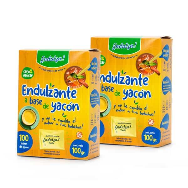 Endulza - producto caja x2
