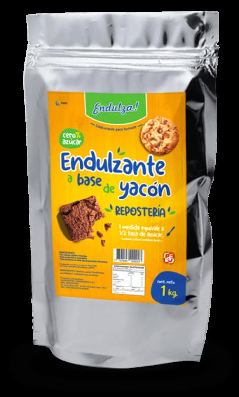 Endulza Yacon - elemento1