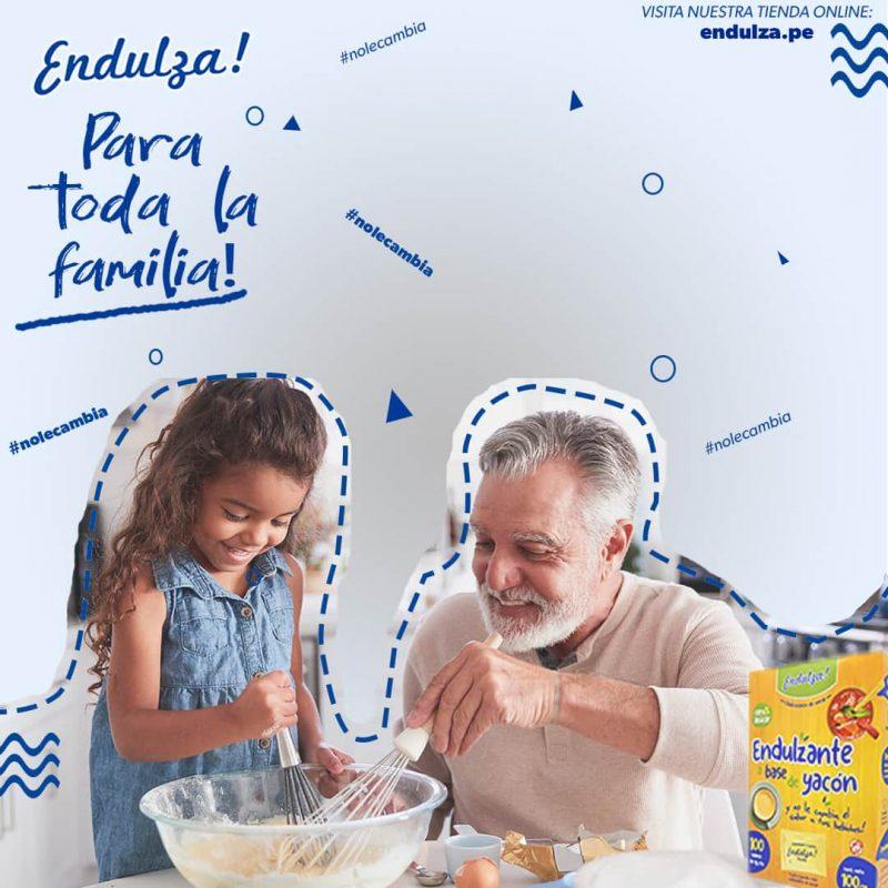 Endulza Yacon - PARA TODA LA FAMILIA